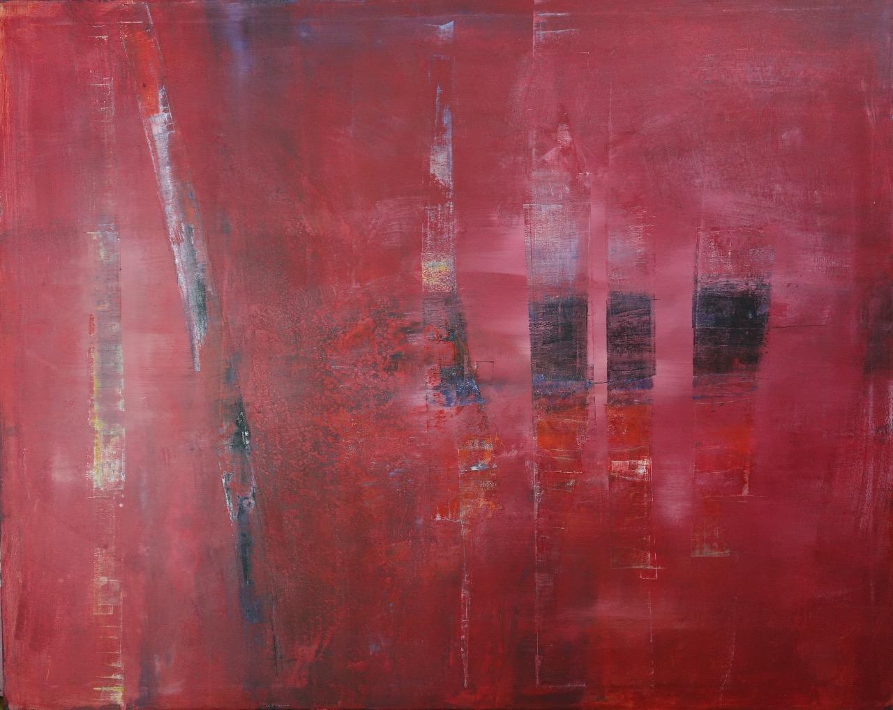 120/150 cm, 2014, akryl na plátně