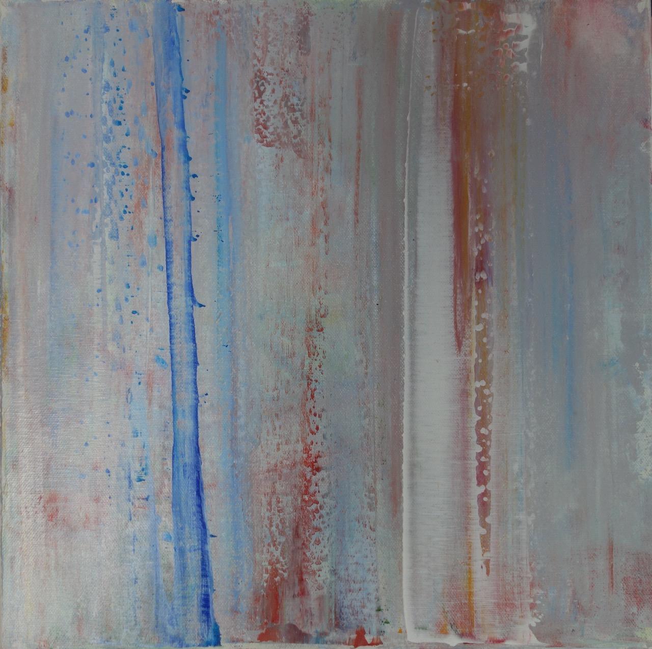 40/40 cm, 2015, akryl na plátně