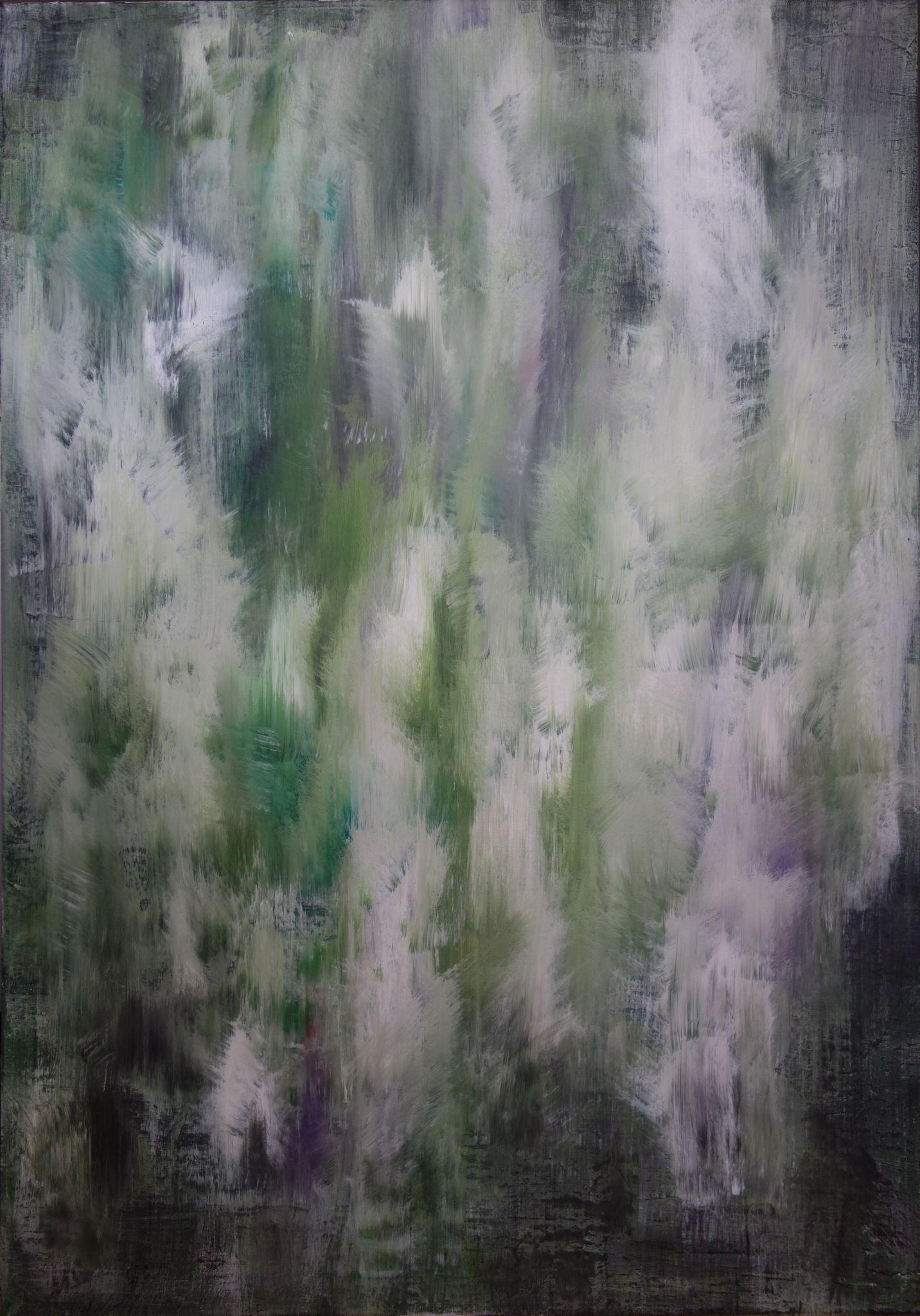 100/70 cm, 2015, akryl na plátně